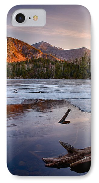 Morning Light On Whiteface Mountain IPhone Case