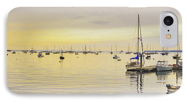Morning Light Rockland Maine IPhone Case by Marianne Campolongo