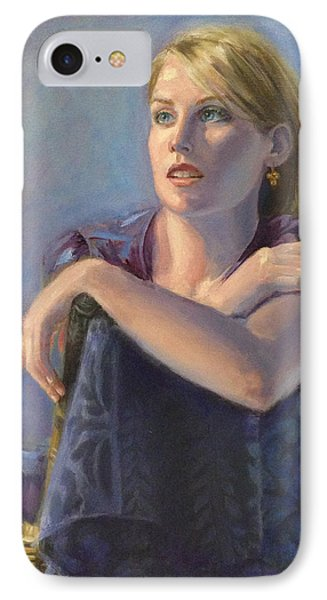 Morning Light Phone Case by Sarah Parks