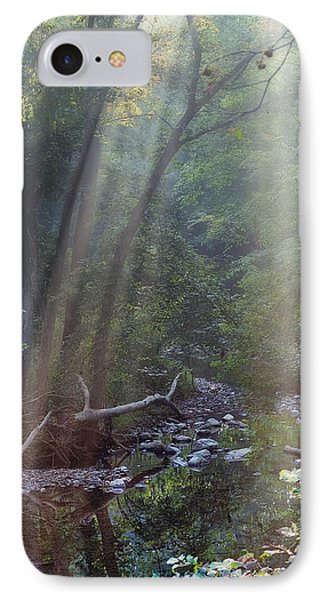 Morning Light IPhone Case by Tom Mc Nemar