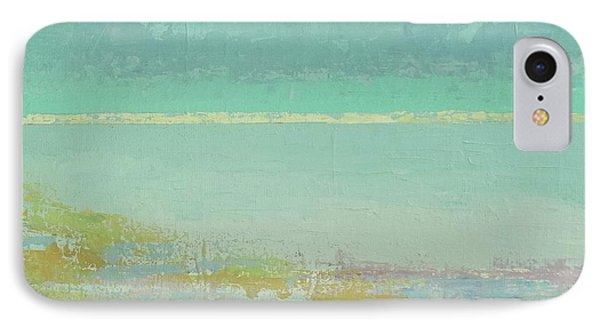 Morning Low Tide IPhone Case by Gail Kent