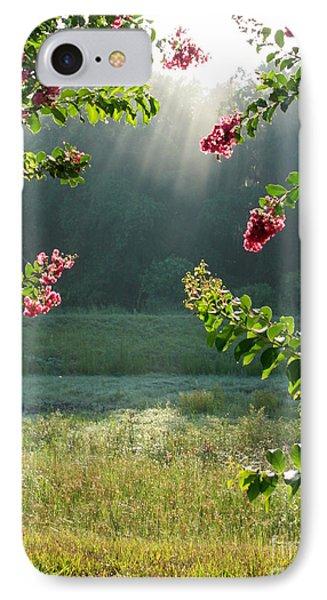 Morning Marsh Phone Case by Carol Groenen
