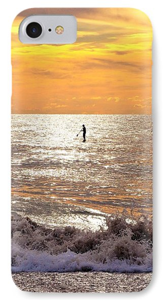 Sunrise Solitude IPhone Case