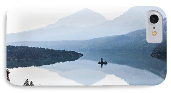 Morning Mist IPhone Case by Aaron Aldrich
