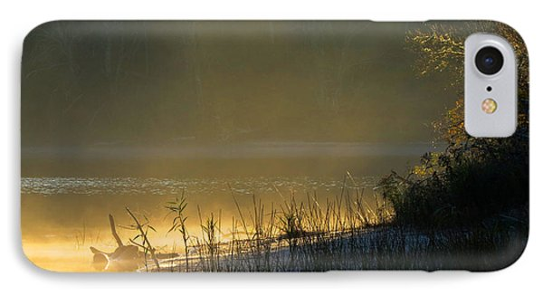 IPhone Case featuring the photograph Morning Mist by Dianne Cowen