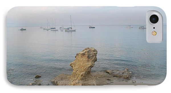 IPhone Case featuring the photograph Morning Mist 2 by George Katechis