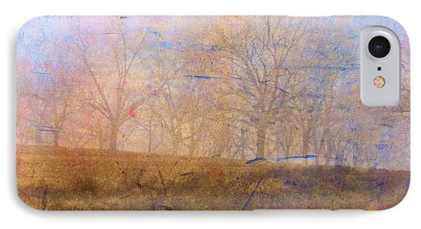 Morning Mist Phone Case by Jan Amiss Photography