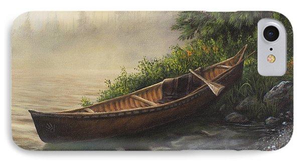 Morning Mist IPhone Case by Kim Lockman