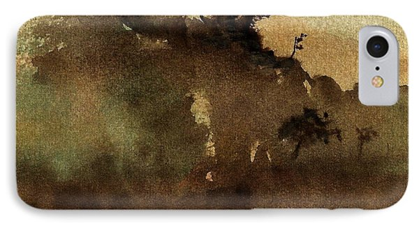 Morning Mist IPhone Case by Richard Hinger