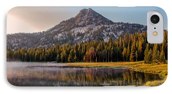 Morning Mist Phone Case by Robert Bales