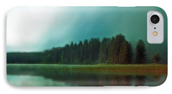 Morning Mist  IPhone Case by Thomas Born