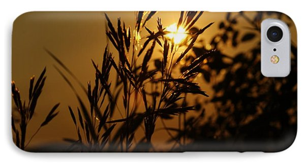 Morning On Bisbee Mountain IPhone Case