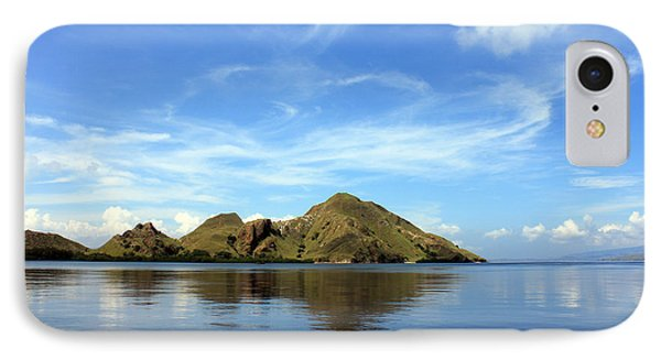 Morning On Komodo IPhone Case by Sergey Lukashin