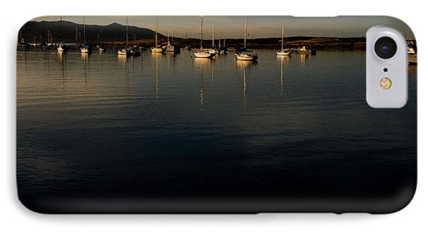 IPhone Case featuring the photograph Morning On The Bay by Terry Garvin