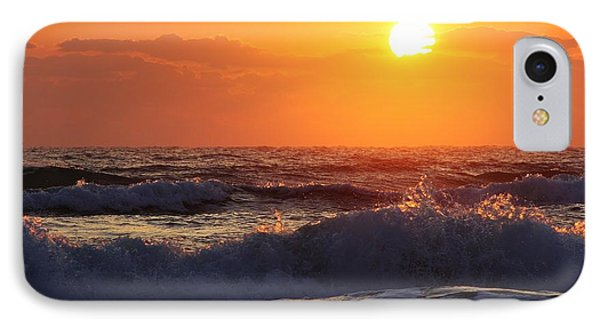 Morning On The Beach Phone Case by Bruce Bley