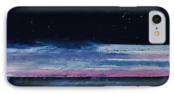 Morning Over The Sea 2003 IPhone Case