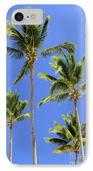 Morning Palms IPhone Case