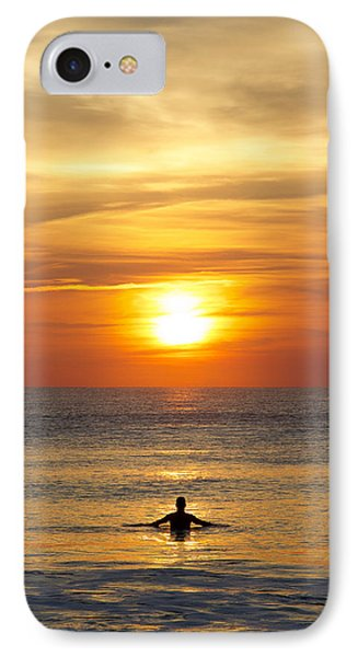 IPhone Case featuring the photograph Morning Praise by Kathy Ponce