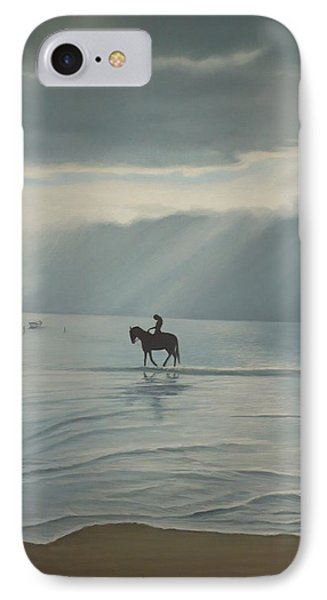 Morning Ride IPhone Case