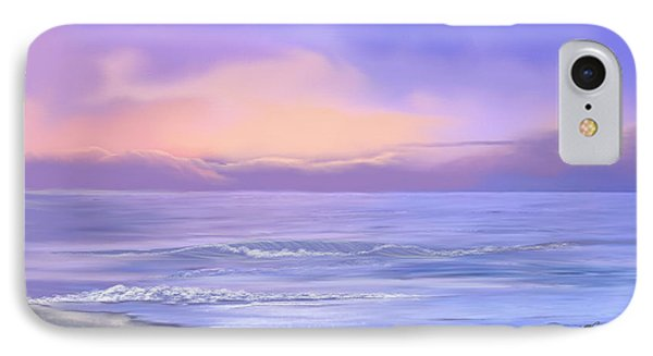 Morning Sea Breeze IPhone Case by Anthony Fishburne