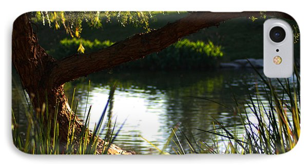 IPhone Case featuring the photograph Morning Serenity by Richard Stephen