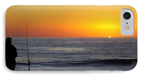 Morning Solitude Phone Case by Karen Wiles
