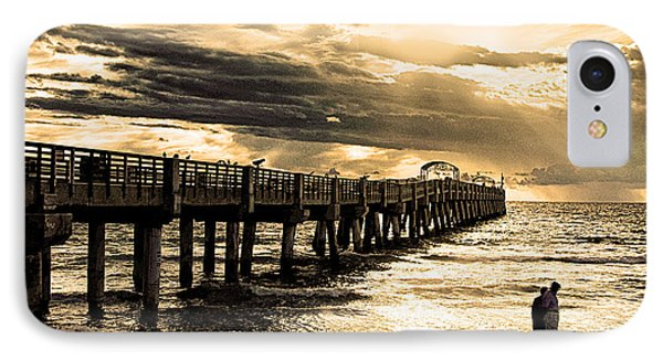 IPhone Case featuring the photograph Morning Stroll by Don Durfee