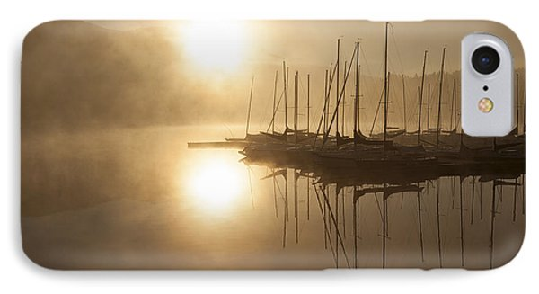 Morning Sun IPhone Case by Eunice Gibb