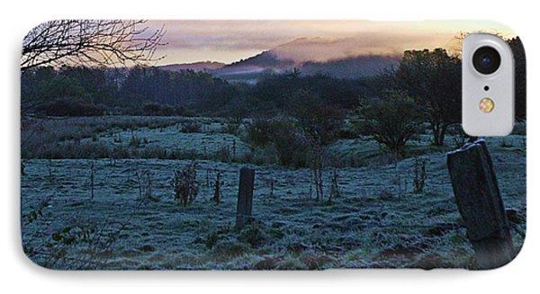 Morning Twilight IPhone Case by Christian Mattison