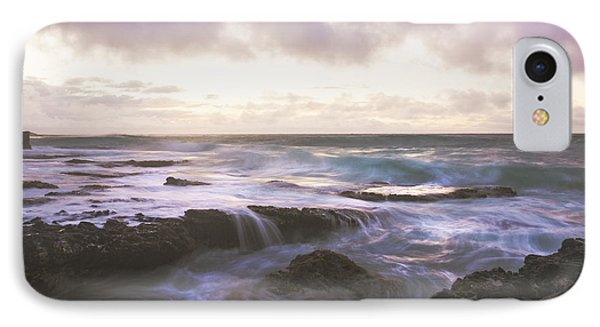 Morning Waves Phone Case by Brian Harig