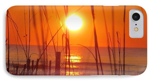 Morning's Beach IPhone Case by Nikki McInnes