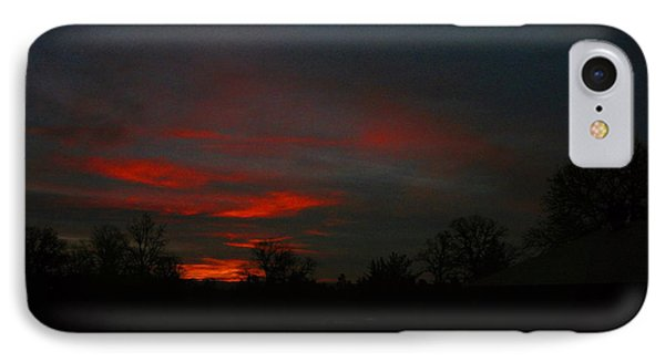 Mornings Early Light 012913 Phone Case by Joyce Dickens