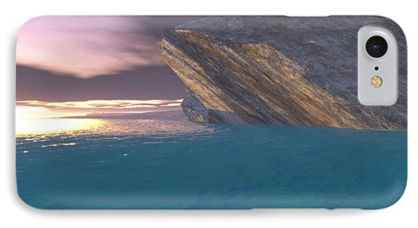 Mornings' First Light IPhone Case by Michael Wimer
