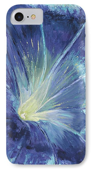Morning's Glory IPhone Case