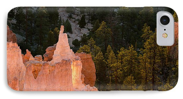 Morning Hoodoos IPhone Case by Joseph Smith