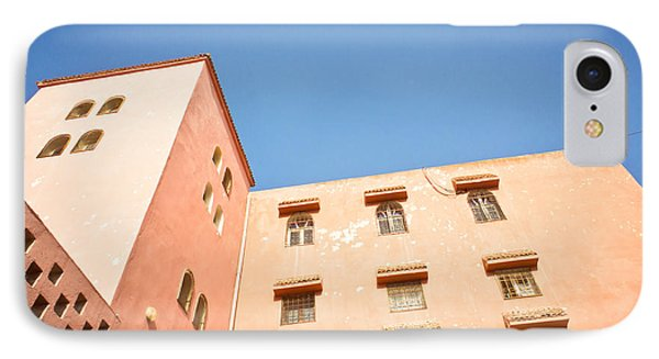 Moroccan Buildings IPhone Case by Tom Gowanlock
