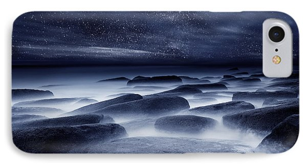 Beach iPhone 7 Case - Morpheus Kingdom by Jorge Maia
