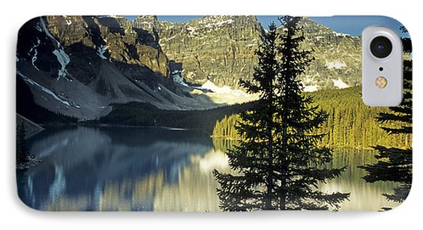 Morraine Lake II IPhone Case