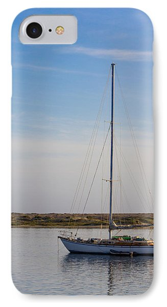 Morro Bay 2 IPhone Case by Randy Bayne