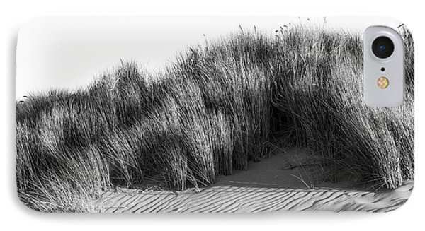 IPhone Case featuring the photograph Morro Beach Shrubbery by Terry Garvin