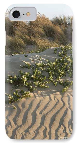 IPhone Case featuring the photograph Morro Beach Textures by Terry Garvin