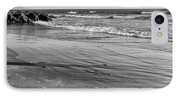 Morro Beach Walk IPhone Case