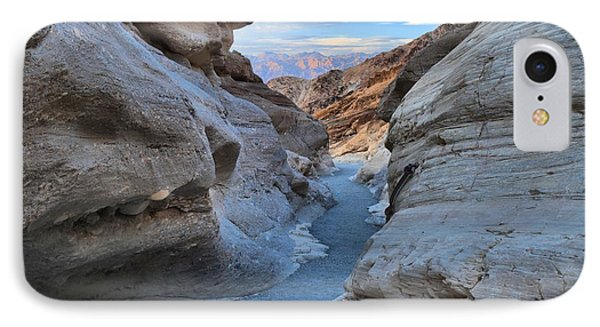 Mosaic Canyon Twilight Phone Case by Adam Jewell