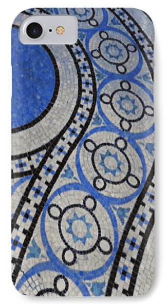 Mosaic Perspective 2 Phone Case by Tony Rubino