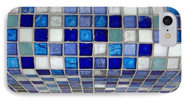 Mosaic Tile Phone Case by Tony Cordoza