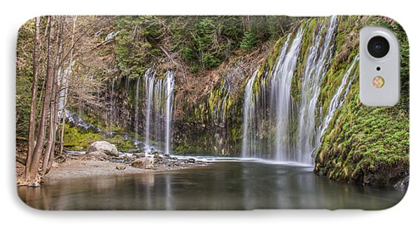 Mossbrae Falls IPhone Case