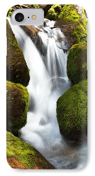 Mossy Water IPhone Case by Steven Reed