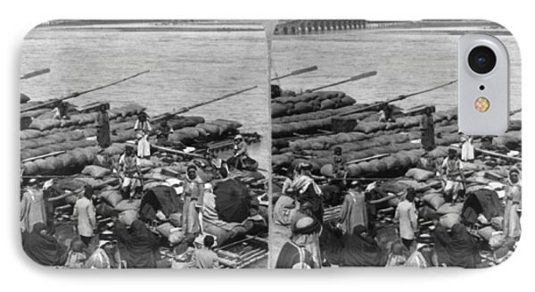 Mosul Tigris River, C1914 IPhone Case by Granger