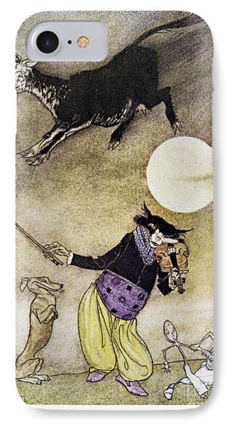 Mother Goose, 1913 Phone Case by Granger