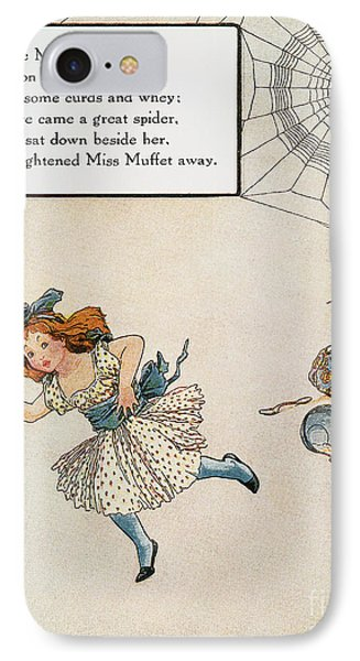 Mother Goose, 1915 Phone Case by Granger